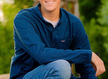 Senior Spotlight: Bryant Jones
