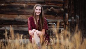 Senior Spotlight: Emma Rafferty