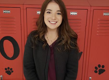 Senior Spotlight: Peyton Sterling