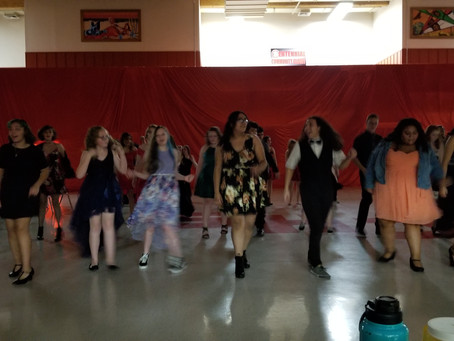 Performing Arts Prom