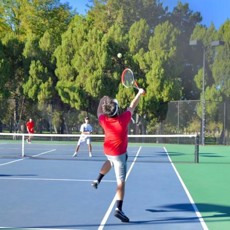 Boys Tennis: Centennial vs South