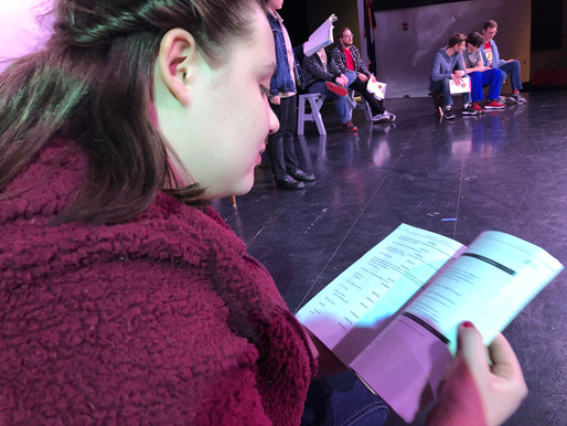 Spring Musical Begins Rehearsing After Releasing Cast List