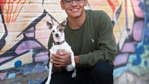 Senior Spotlight: Michael Rosales