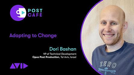 Dori Bashan