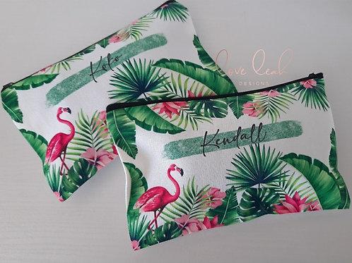 Tropic Vibes Make Up Bag