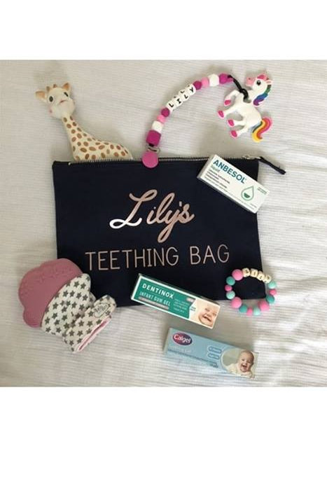Baby/Toddler Pouch