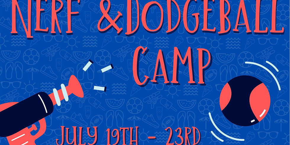 Nerf & Dodgeball Camp