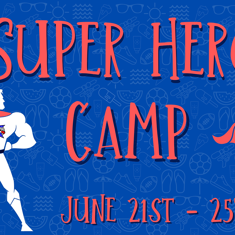 Super Hero Summer Camp