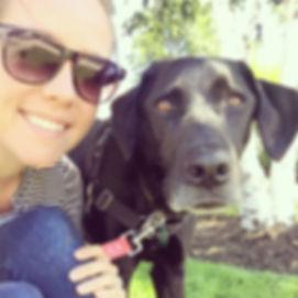 Knead Animal Massage, Danielle Bailey CSAMP, Dog, Portland
