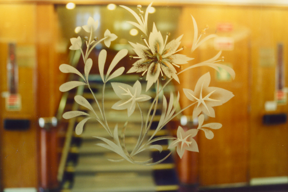 EOC etched glass