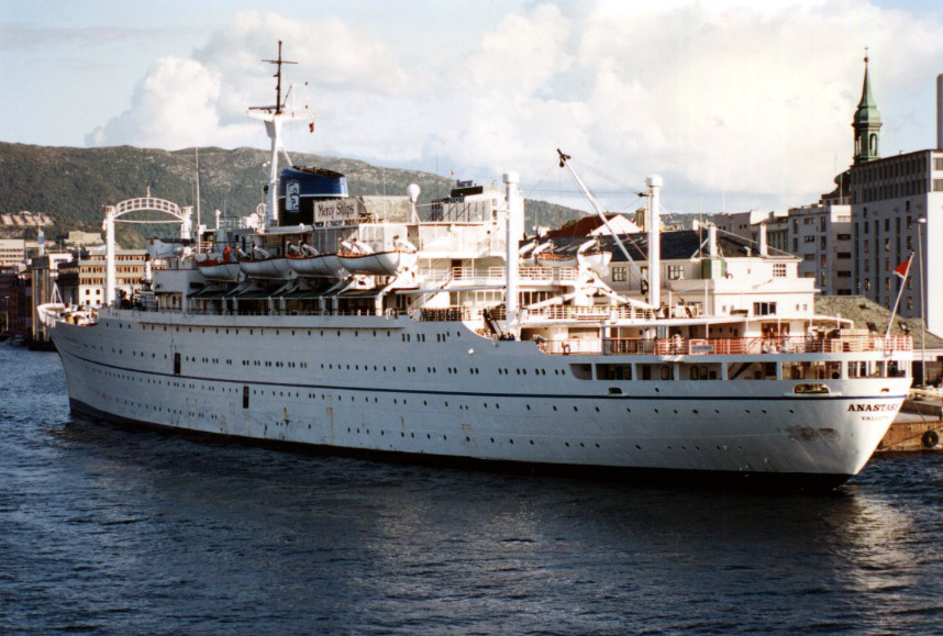 ANASTASIS at Bergen in 1993