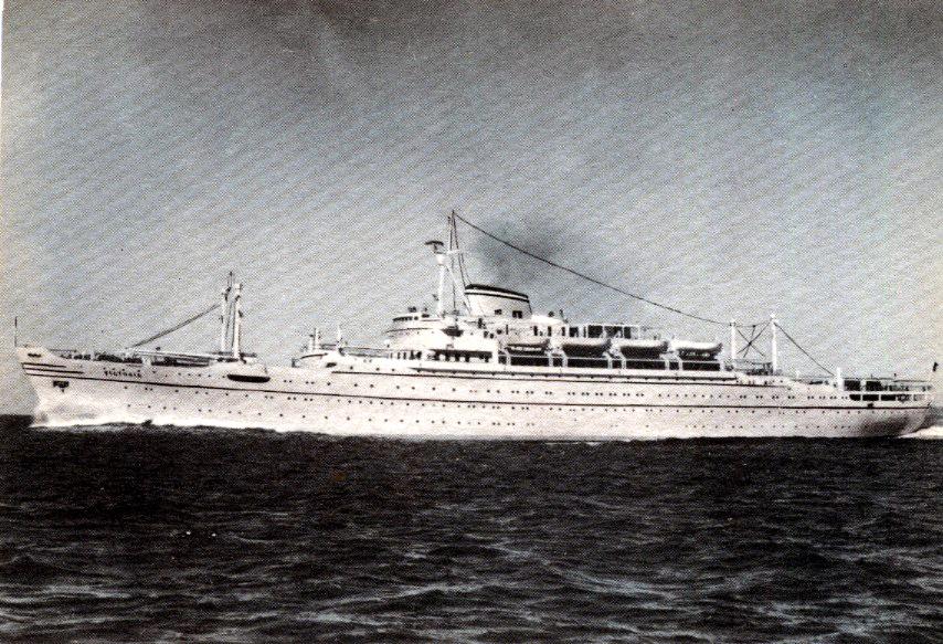 MV ANASTASIS (Mercy Ships)