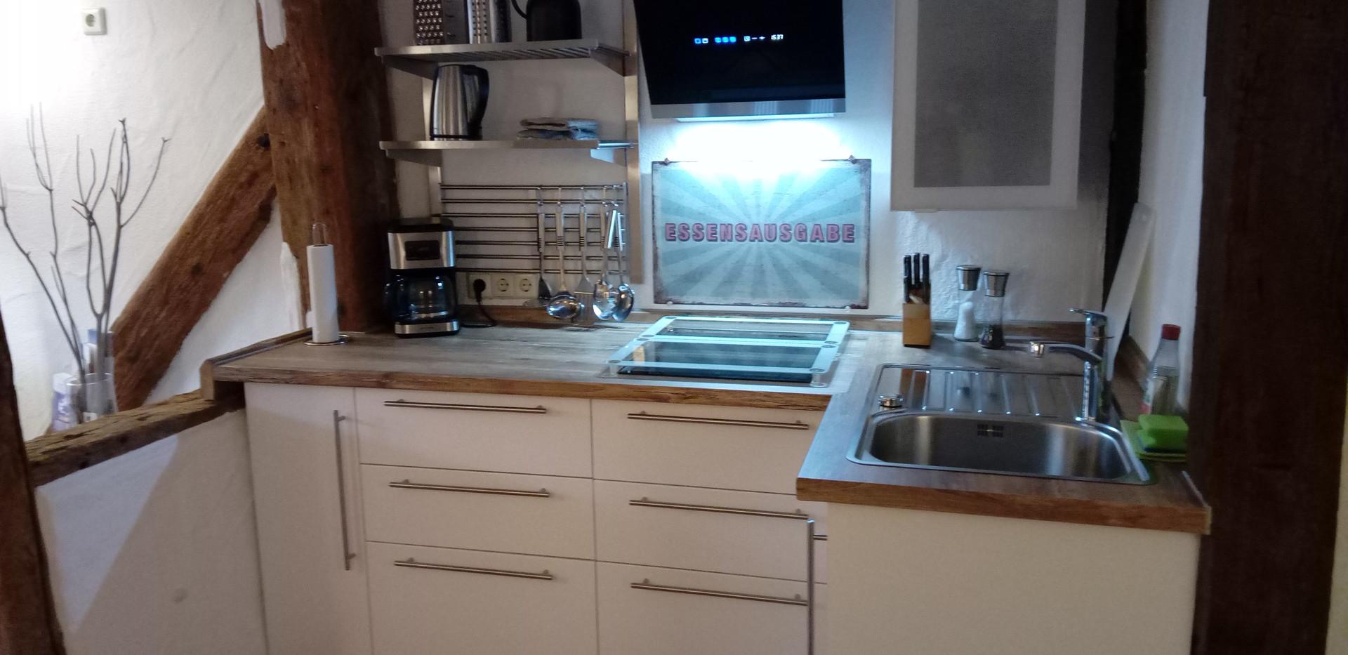 Küche (neu in 2021)