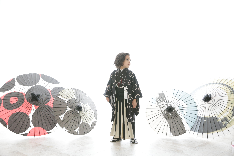 七五三 袴 5歳 おしゃれ 茨城 スタジオ 人気 おすす