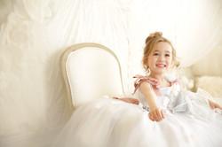 ドレス 3歳 七五三 おしゃれ 写真