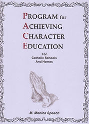 character-education-program-catholic-curriculum-pace-manual