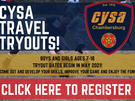 2021-22 Tryout Dates NOW POSTED!