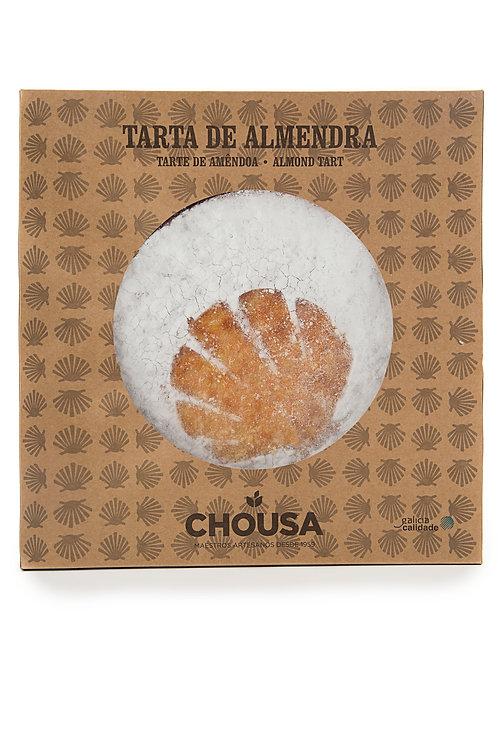 CHOUSA Santiago Almond cake
