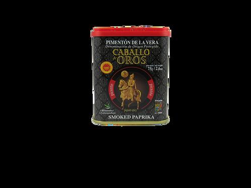 Caballo de Oros Smoked Hot Paprika D.O. Pimentón de la Vera