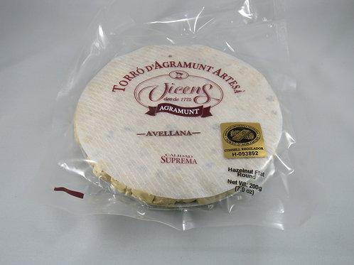 Vicens Agramunt cake hazelnut