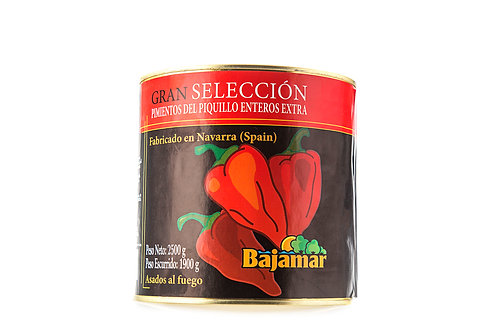 PIQUILLO WHOLE PEPPERS - BAJAMAR