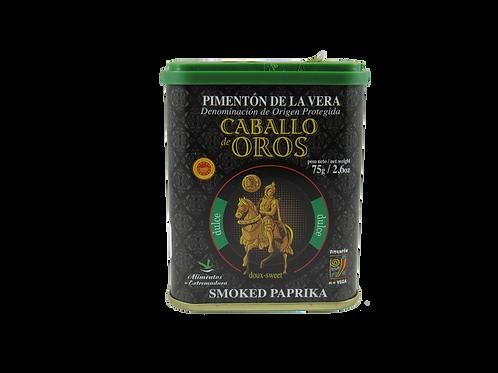 Caballo de Oros Smoked Sweet Paprika D.O.