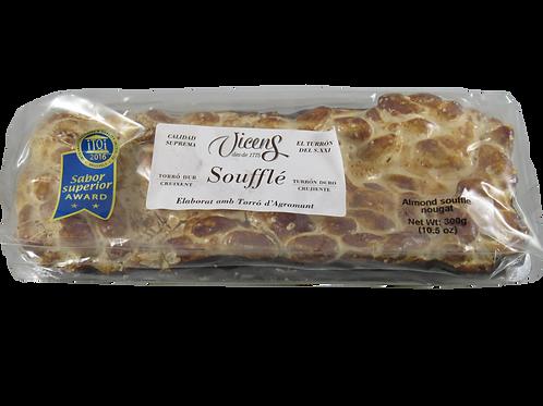 Vicens Souffle Almond Cake Nougat 10.58 oz