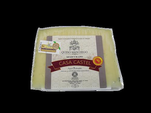 Casa Castel Manchego Cheeseaged 3 months