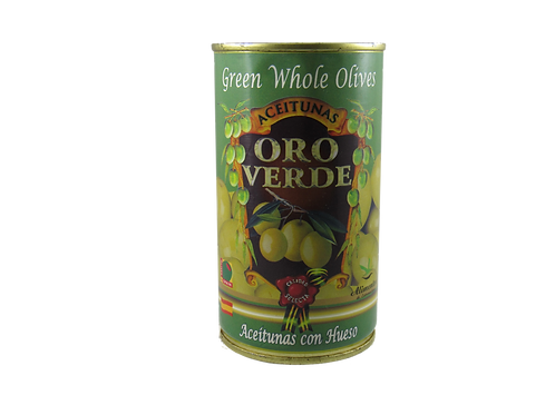 Oro Verde Olives with bone