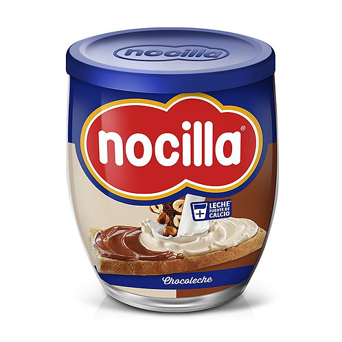 Nocilla Duo Chocolate and Milk Hazelnut Spread