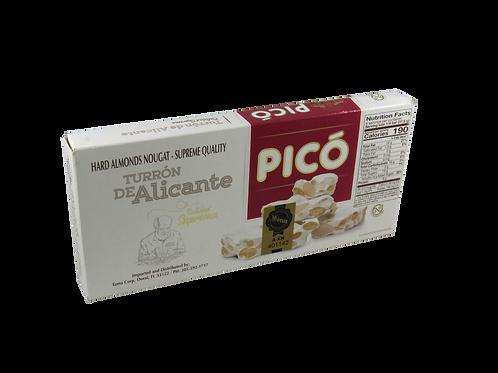 Picó Alicante Hard Almond Nougat