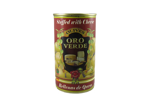 Oro Verde Olives stuffed with Cheese
