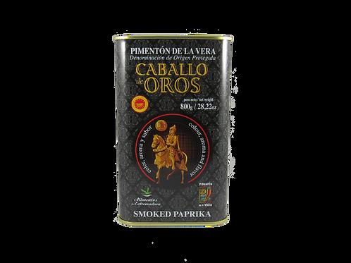 Caballo de Oros Smoked Paprika D.O. 800 gr