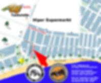 Karte Buggy und Porsche 4 Fun
