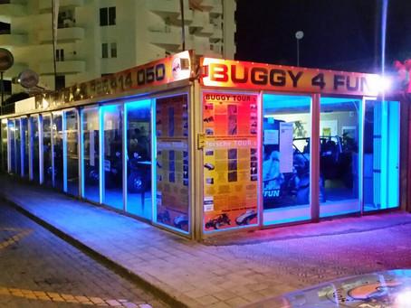 Buggy 4 Fun Cala Millor wünscht Euch schöne Festtage und ein super 2021