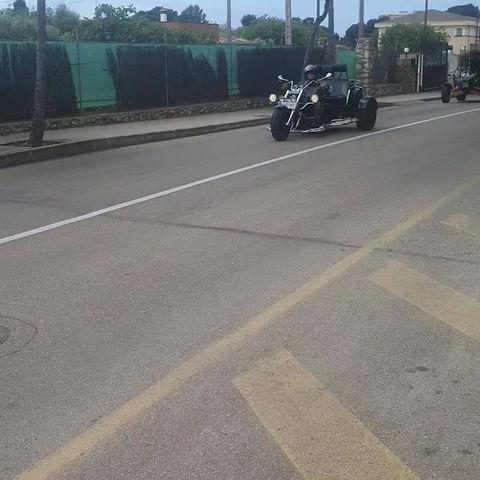 Buggy meets Trike