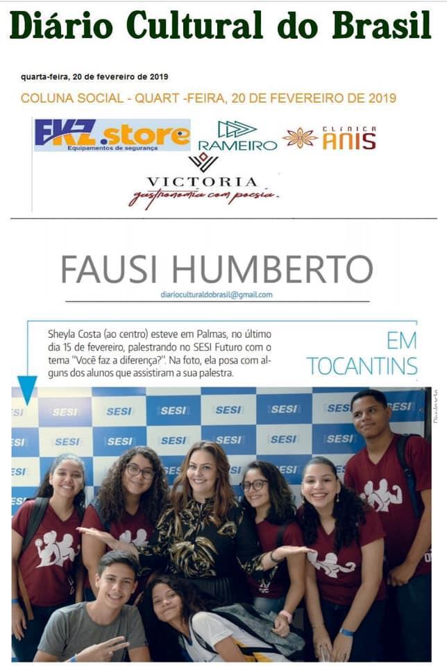 Diário Cultural Do Brasil