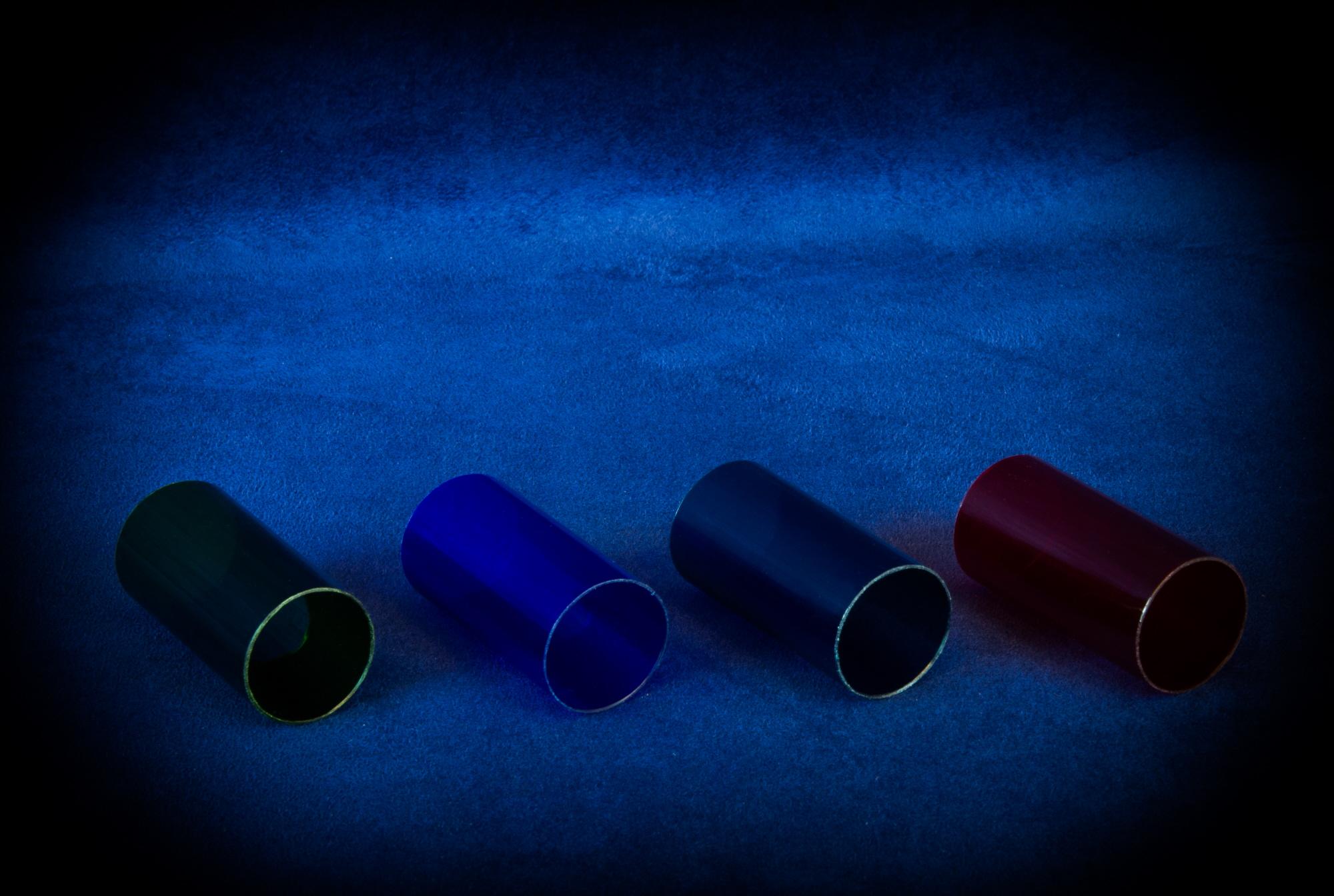 Tube PVC porte logo