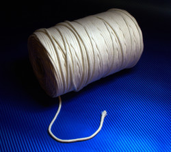 Cordon 100% coton 4mm