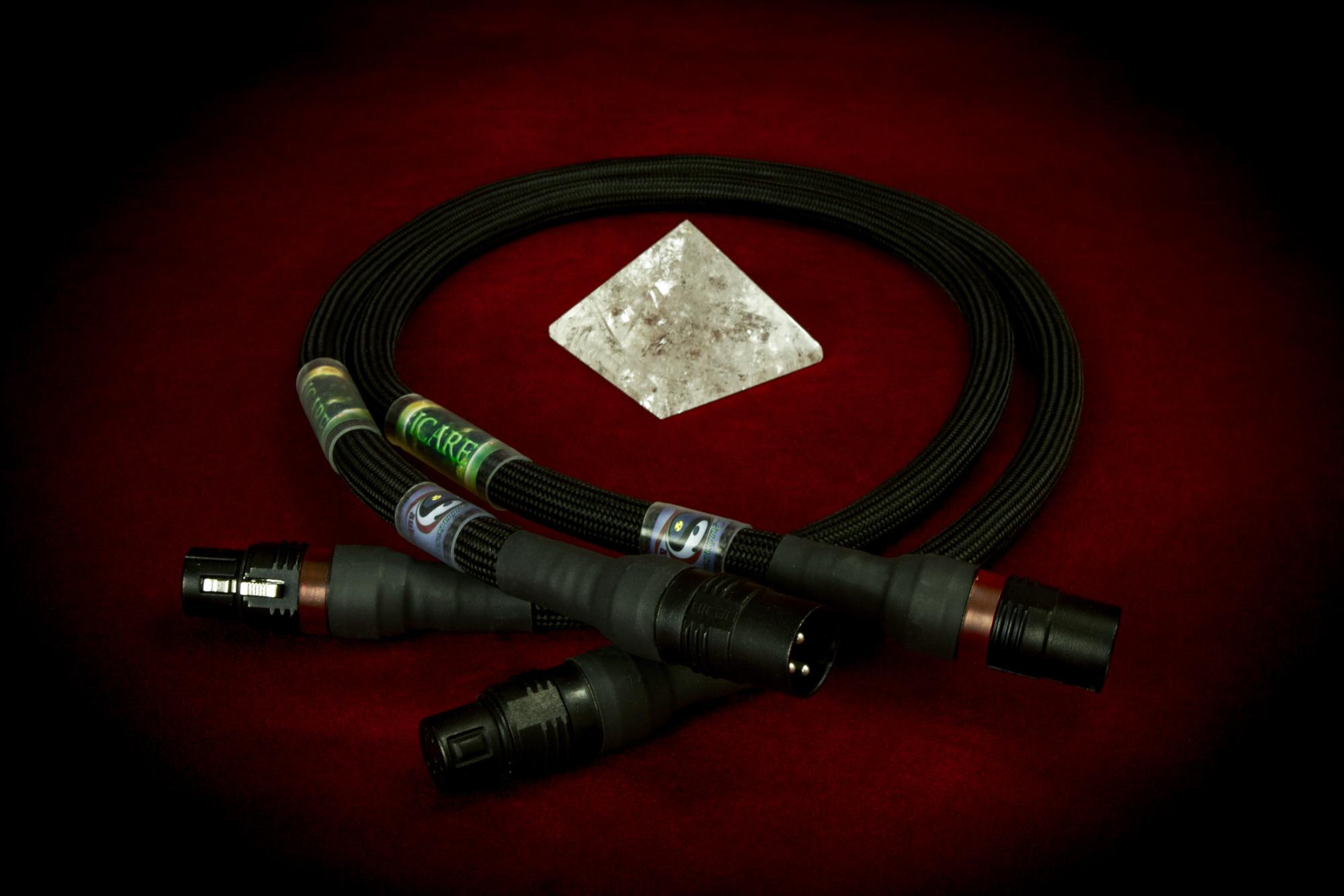 Câble modulation Icare xlr Argent