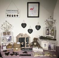 Lavender Gift Shop, Selborne, Hampshire 2018