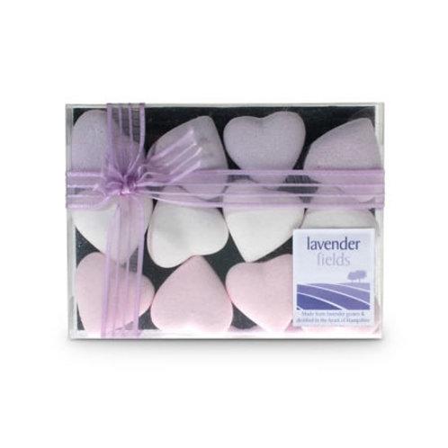 Lavender Bath Fizzers - Box of 12