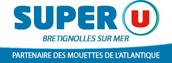 Panneau SUPER U basket La Chaize Giraud.