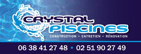 CRYSTAL PISCINES