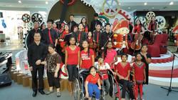 Christmas Choir at Empire Mall