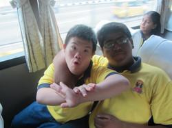 Love their friendship :)