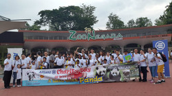 Allianz Charity - A Date with Panda