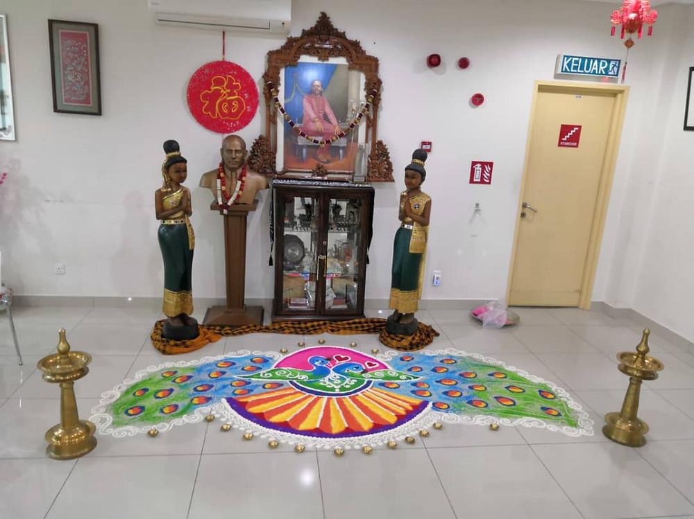 2018 Deepavali Rangoli PPKKCTM