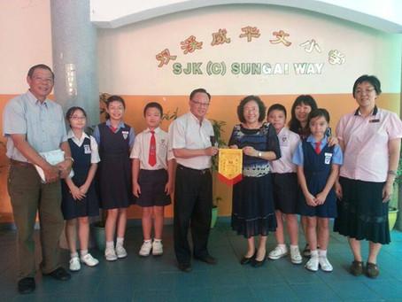 Thank you, SJK (C) Sungai Way