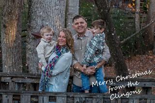 The Clingon Family